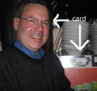 dad and card